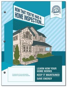 Now that you've had a home inspection